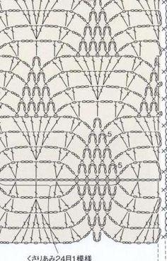 #ClippedOnIssuu da Crochet shawls & stoles 2014