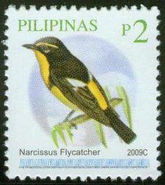 Philippines Stamp - Bird