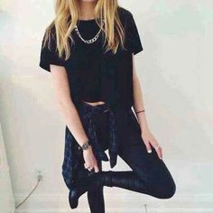 Clothes Casual Outfit for • teens • movie • girls • women •. summer • fall •…