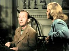 Bing Crosby & Marjorie Reynolds- White Christmas from Holiday Inn 1942