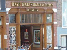 #cannabis #weed #history #vintage #museum #amsterdam