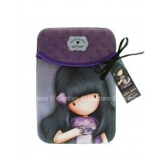 Girls purple iPad mini soft neoprene case by Santoro We can all shine design £15.99 make lovely ladies & girls gifts