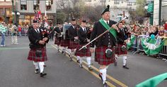 World's Shortest St. Patrick's Day Parade  When: March 17  Where: Hot Springs, Arkansas