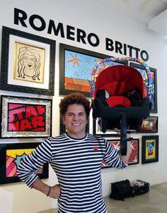 Romero Britto favorite painter ever!