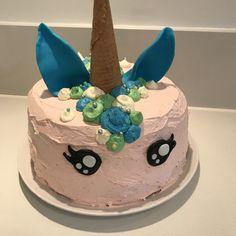 Unicorn / eenhoorn taart
