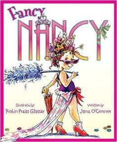 Books; Fancy Nancy