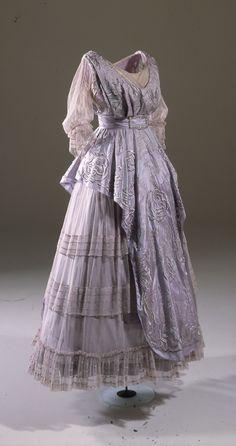 Dress, 1916, Denmark
