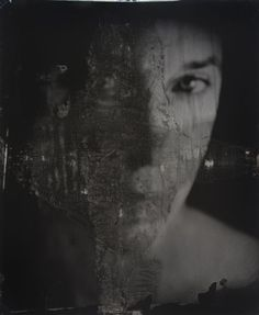 Sally Mann, Untitled - Self-Portrait, 2012