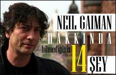 Ünlü yazar Neil Gaiman hakkında bilmedikleriniz bu dosyada! http://www.kayiprihtim.org/portal/projeler/neil-gaiman-hakkinda-bilmediginiz-14-sey/