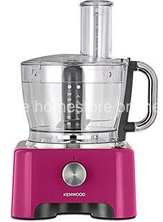 Kenwood KMix Food Processor FPX939 (Pink)