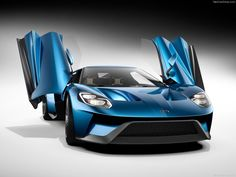 2017 Ford GT Front - http://car-pictures.info/2017-ford-gt-front/