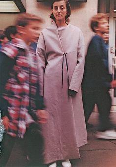 Lutz Huelle's graduate collection photographed for Purple Fashion no.1