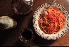 Italian spaghetti recipe - EM Forster