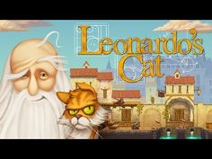 Leonardo's Cat - Out Now In The App Store