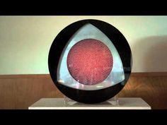 "Fletcher Benton ""Synchronetic"" kinetic sculpture"