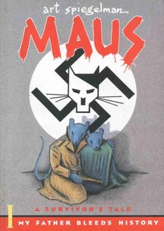 Maus I & II, Art Speigleman | An Essential Non-Fiction Reading List for High School and Beyond