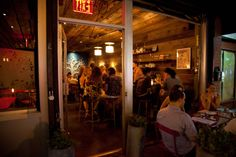Txikito - tapas bar owned by Hildur's friends Alex and Eder
