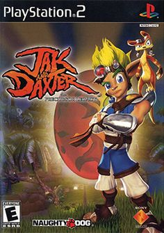 "Sony-owned developer Naughty Dog (nowadays best known for the ""Uncharted"" series) sold off the Crash Bandicoot series - one of the original PlayStation's flagship franchises - after Crash Team Racing and started a new IP on the PS2, and this was the first game in the new series.  Jak and Daxter is more or less an old-school 3D platformer in the vein of Super Mario 64 and Banjo-Kazooie, though its sequels are considerably different."