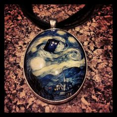 Cupio Volare, The amazing necklace my sister sent me for my...