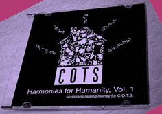 This exciting project brings local artists together to donate their music towards the creation of a unique COTS CD. And the best part is that the sales raise money for feeding and sheltering the homeless this winter. ORDER NOW!