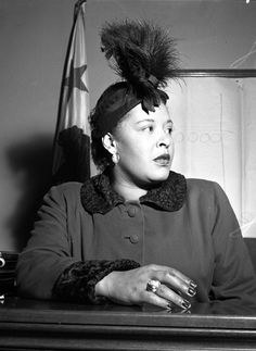 """Many 1930s standards were popularized by jazz singer Billie Holiday's recordings, including """"These Foolish Things"""", """"Embraceable You"""", """"Yesterdays""""."""