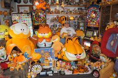 private Garfield collection - LovesGarfield.com an Unoficial Garfield…