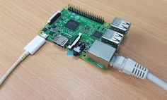 Raspberry Pi Plug in Power and Ethernet