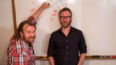 The National's Matt Berninger and His Brother Taught Me How to Be a Brother   VICE United States