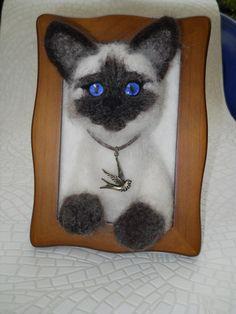 """Фото-коллекция """"Мои валяные котики""""- 2 - Ярмарка Мастеров - ручная работа, handmade"""