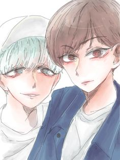 supposed to be jin and sugar but ehhhhhhh ¿¿ #bts