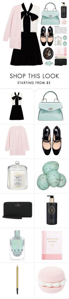 """""""happy easter"""" by jesuisunlapin ❤ liked on Polyvore featuring Alice + Olivia, Proenza Schouler, By Malene Birger, Zara, GreenGate, Kate Spade, Frontgate, Thrive and Estée Lauder"""
