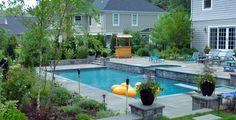Rectangular Pool Ideas