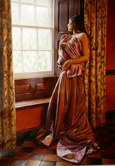 Her Gaze by Rob Hefferan