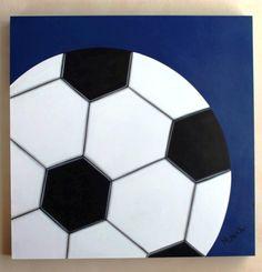 Cuadro Decorativo infantil - 45x45 cm Pintura acrilica.