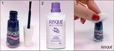 Esmalte não endurecer é só limpar com acetona - Acesse: https://pitacoseachados.wordpress.com -  https://www.facebook.com/pitacoseachados -  #pitacoseachados