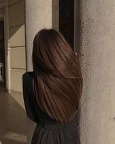 Hair is an important material primarily composed of protein, notably keratin. Hair care is your hair type. Your hair goals. Your favorite hair color Here you find all the possible methods to have perfect hair. Brown Blonde Hair, Dark Hair, Rich Brown Hair, Long Brown Hair, Long Layered Hair, Cute Hairstyles Long, Bridal Hairstyles, Indian Hairstyles, Formal Hairstyles