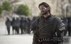 Daario--yep, that's how I imagine him!