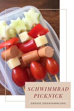 You are looking for delicious ideas and recipes for your picnic .- Du suchst nach leckeren Ideen und Rezepten für dein Picknick im Schwimmbad? Dan Are you looking for delicious ideas and recipes for your picnic in the swimming pool? Cold Picnic Foods, Family Picnic Foods, Picnic Menu, Picnic Ideas, Picnic Essentials, Cold Sandwiches, Snacks Für Party, Brunch Recipes, Kids Meals