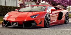 Lamborghini Aventador on PUR RS05.V2 #01/25