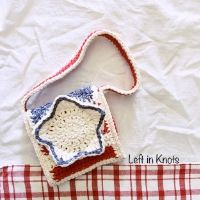 Stars and stripes toddler purse