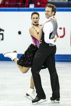 Nathalie PECHALAT / Fabian BOURZAT Ice Dancing costume inspiration for Sk8 Gr8 Designs