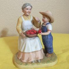 43 Best Denim Days Figurines Images Home Interiors Gifts Hummel
