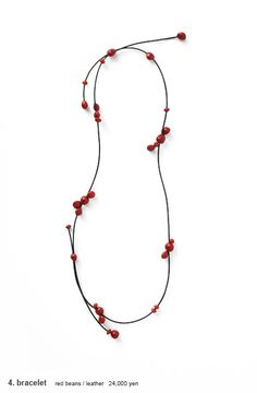 Red Bean Jewellery | [ JURGEN LEHL ] online shop