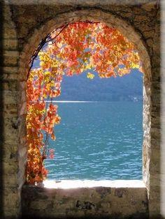 Autumn on the Water