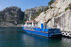 Cruise boat, Lysefjord, Stavanger, Norway | by Ken Barley