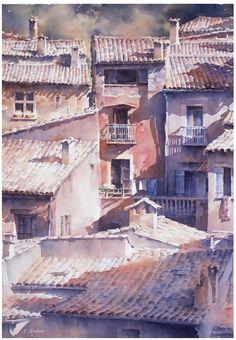 Les toits Christian Graniou