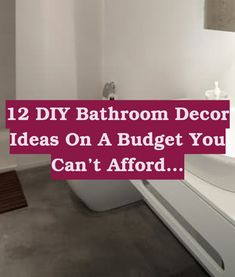 The Gadgetry That Defines Modern Bathroom Design. Creating a sleek and modern bathroom design might be both fun and rewarding. You start with sleek li... Modern Bathroom Decor, Modern Bathrooms, Ensuite Bathrooms, Bathroom Interior Design, Bathroom Renovations, Small Bathroom, Modern Decor, Bathroom Inspiration, Home Buying