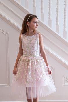 1cffa9200 19 Best David Charles S/S17 Dresses - 2-12 Years images | Bridesmaid ...