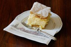 "The ""Creamy"" kremes -favorite Hungarian dessert"
