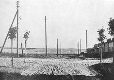 ul.Poniatowskiego w 1937r